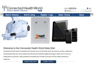 Join us at the Connected Health World site, so you can: