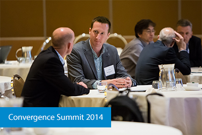 Convergence Summit 2014 Photo 3