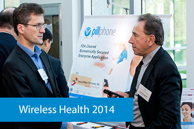 Wireless Health 2014 Photo 4