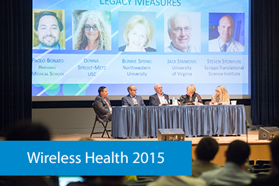 Wireless Health 2015 6